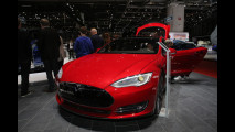Salone di Ginevra 2016: Tesla Model X, il SUV