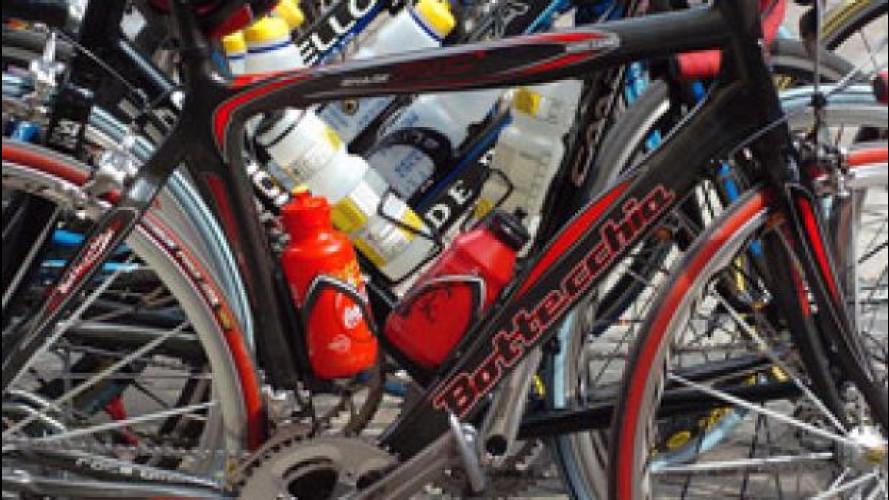 Assicurazione: cresce l'offerta per le... bici
