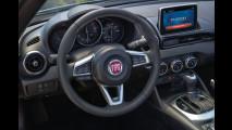 Fiat 124 Spider, la versione americana