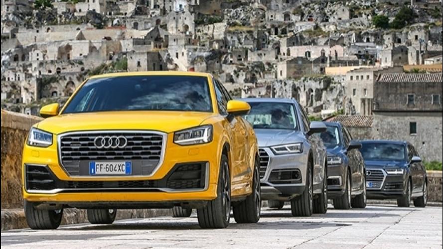 Audi, il domani non muore mai, se è elettrico