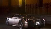 Pagani Huayra gets optional 112,500 EUR full carbon bodywork