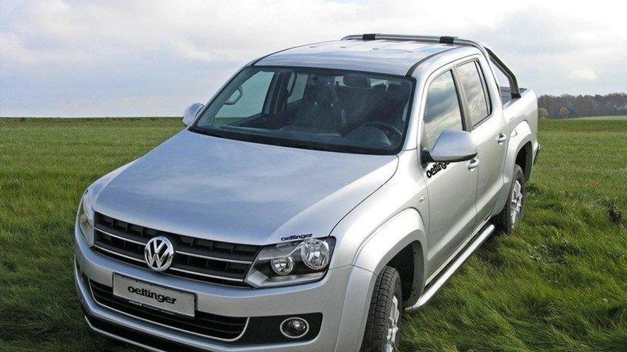 VW Amarok tuned by Oettinger