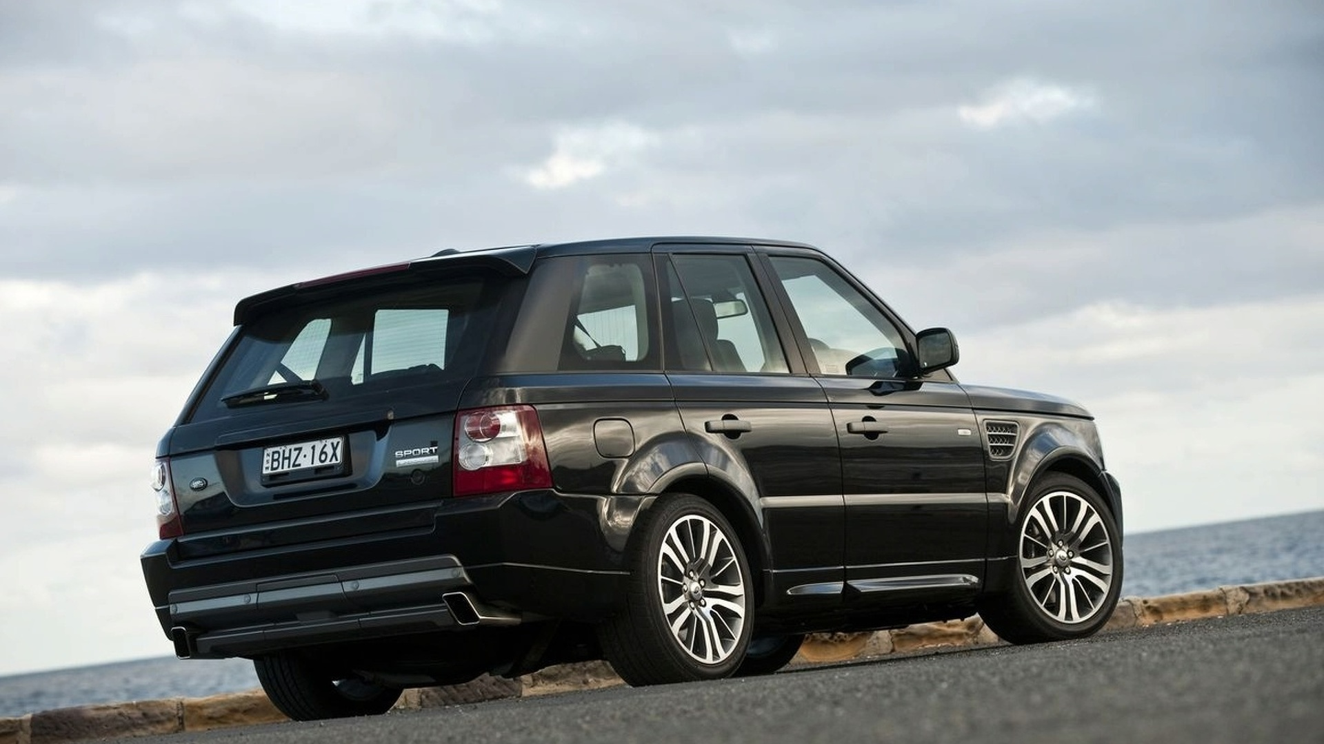 Range Rover Sport Stormer Kit Announced for Australia