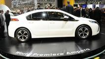 Opel Ampera production version live in Geneva - 01.03.2011