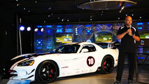 2010 Viper SRT10 ACR-X Revealed [Video]