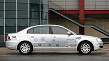 Passat Lingyu Fuel Cell Vehicles Arrive in the U.S.