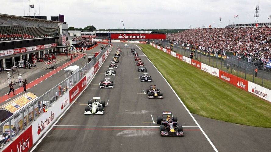 Silverstone not keen on single GP deal for 2010