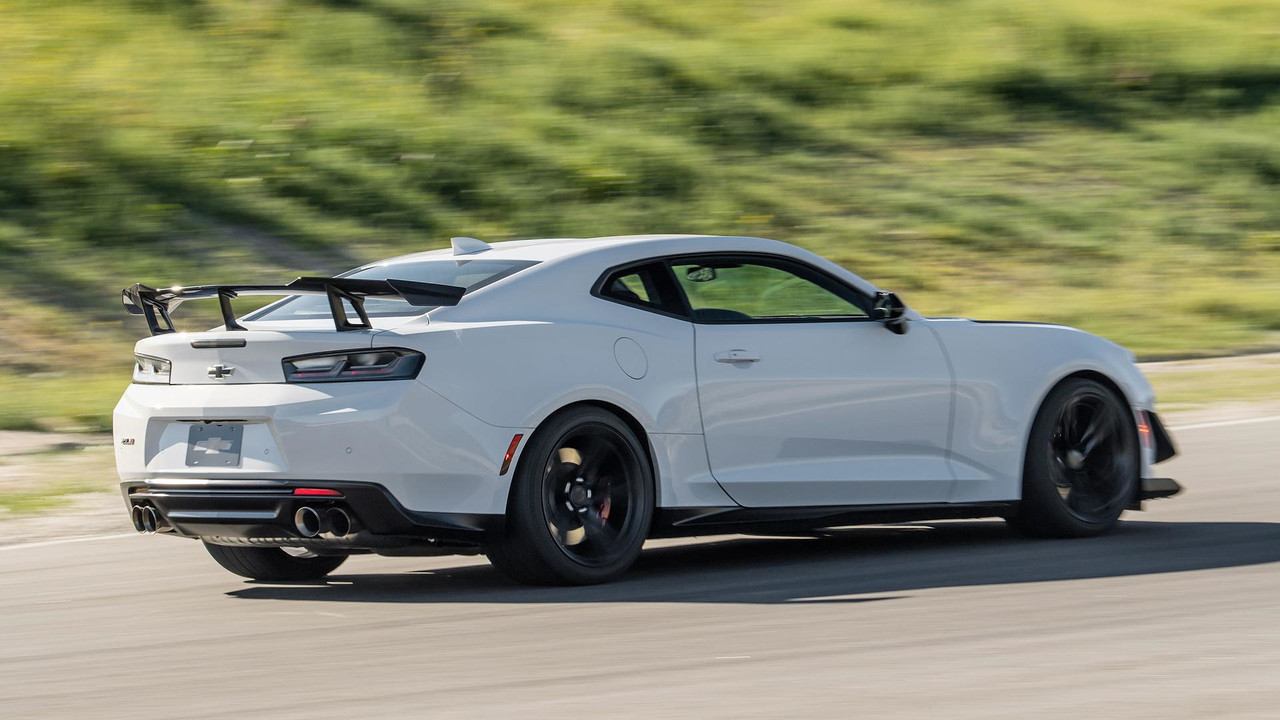 Hellcat 2018 Chevy Camaro >> 2018 Chevy Camaro ZL1 1LE Not Allowed In Europe