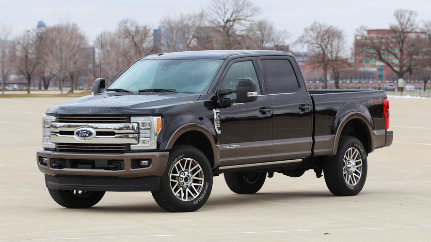 2017 Ford F-250 Super Duty Review: Rockin' the ranch, not the suburbs