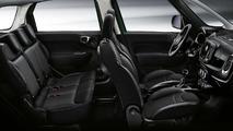 Fiat 500L 2017 restyling