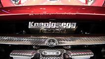 2016 Koenigsegg Regera