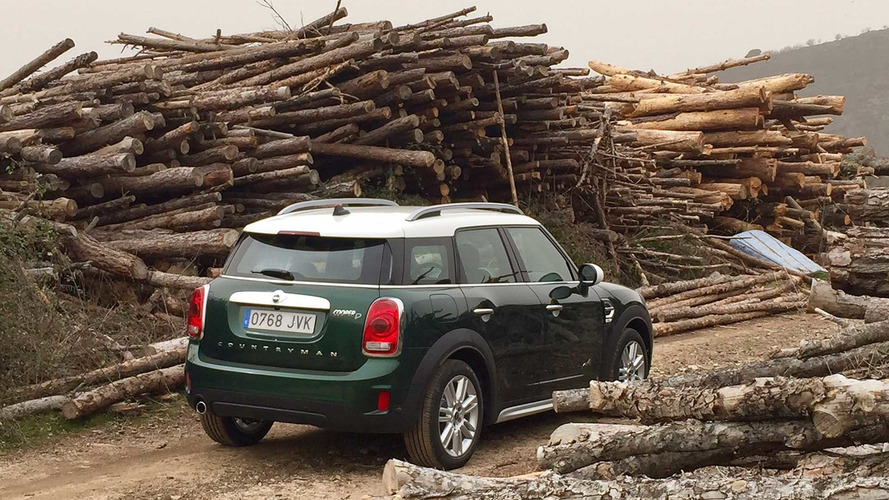Prueba express MINI Cooper SD Countryman 2017