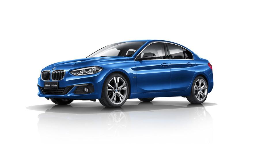 Çin yapımı BMW'ler Avrupa ve ABD'de satılabilir