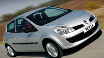 New Renault Clio Dynamique SX (UK)