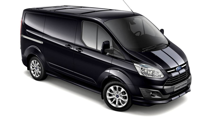Ford Transit Custom Sport announced