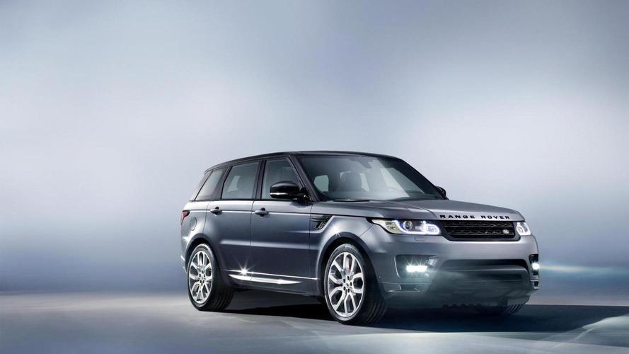 Range Rover Sport Hybrid confirmed for Frankfurt arrival in September