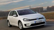 2013 Volkswagen e-Golf