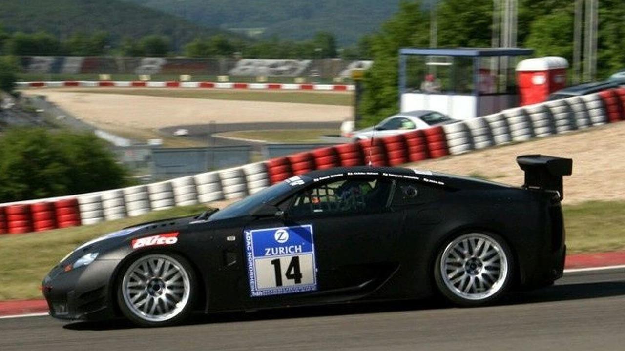 Lexus LF-A at Nürburgring 24 Hours