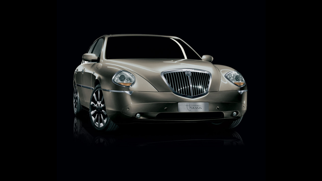 Lancia Thesis Limited Edition
