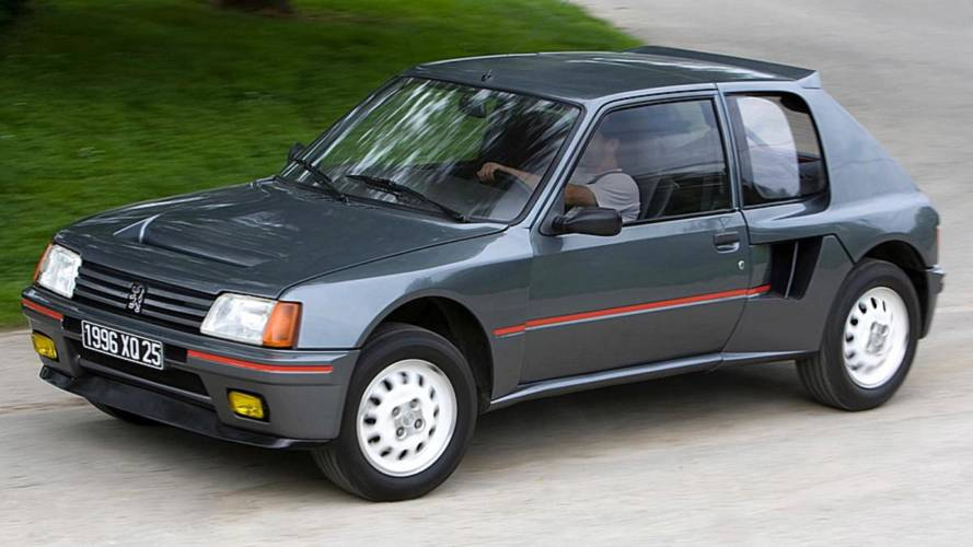 Peugeot 205 T16: A Hot Hatch Unicorn