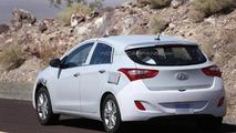 Hyundai dedicated hybrid mule spy photo