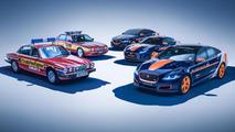 Jaguar Rapid Response Vehicles