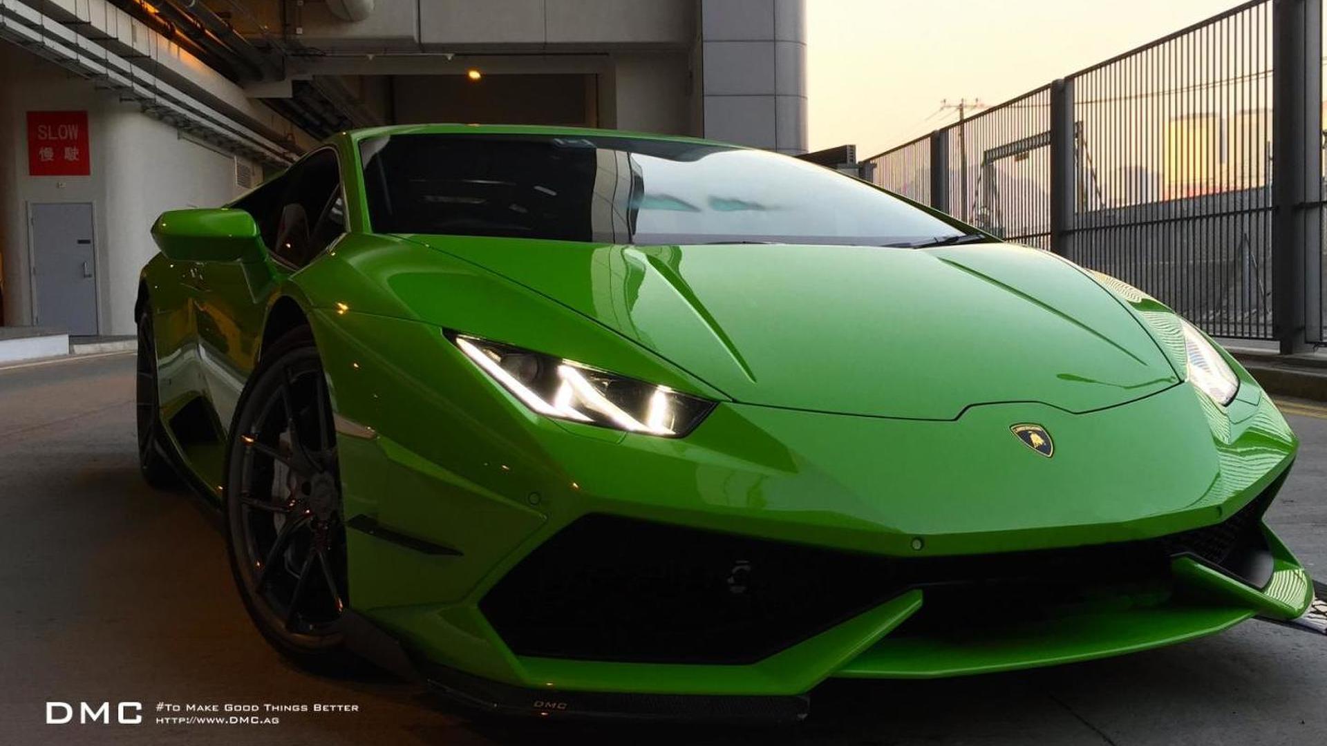 Боди-кит Affari для Lamborghini Huracan от DMC