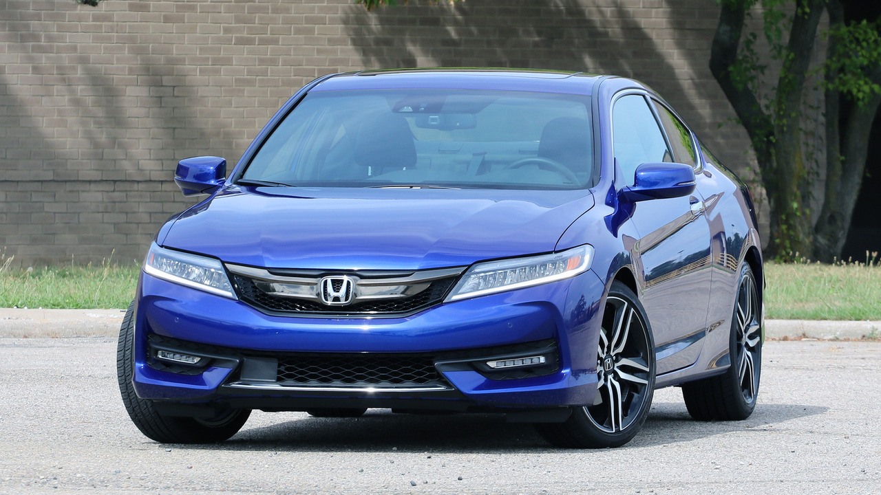Review 2017 Honda Accord Coupe V6