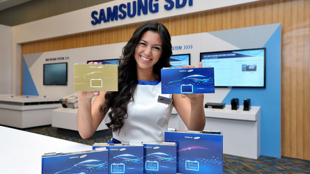 Samsung's new battery has a 373-mile range, charges in 20 minutes