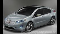 Chevrolet lança oficialmente o Volt 2011 durante comemoração dos seus 100 anos