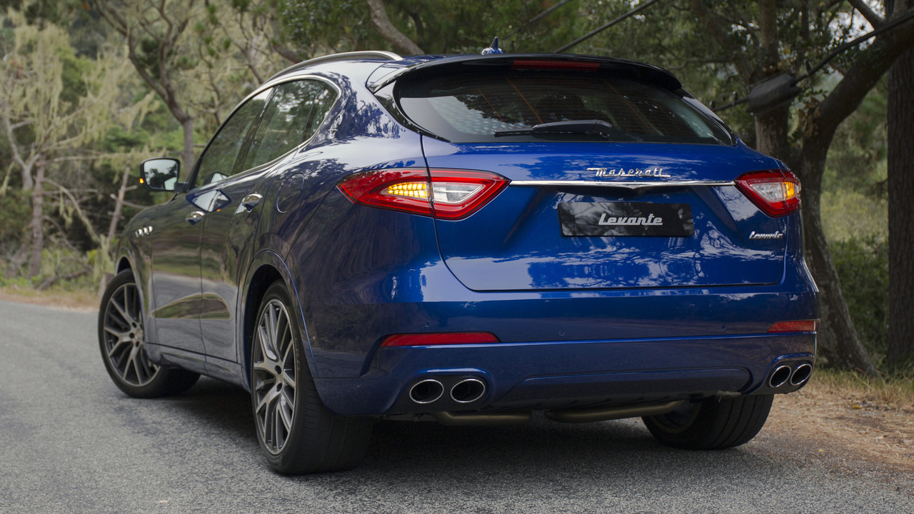Maserati Levante 2017: Primera prueba