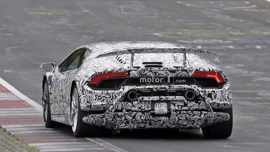 Lamborghini présentera une surprise dans quelques jours !