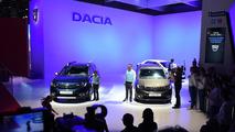 Dacia Sandero Stepway Logan Paris Motor Show