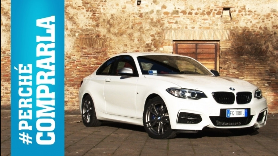 BMW M240i Coupé, perché comprarla… e perché no [VIDEO]