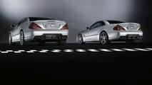 Mercedes SL 63 AMG and SL 65 AMG