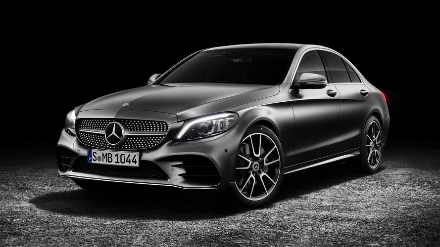 Léger restylage pour la Mercedes Classe C (2018)