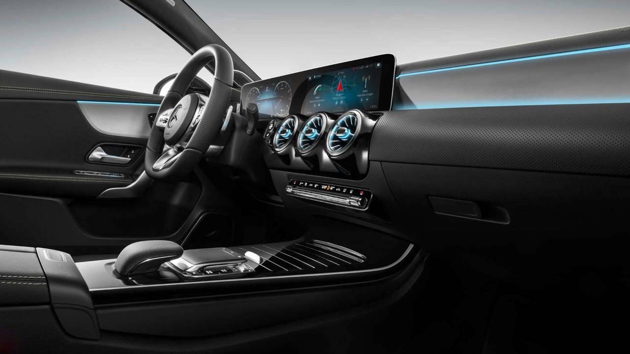 2019 mercedes benz a class photo for Mercedes benz a class usa