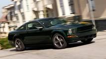 2001 and 2008 Ford Mustang Bullitt