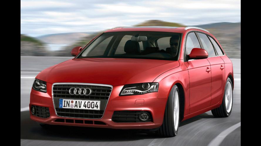 Audi braking guard: Mehr Sicherheit durch Radartechnik