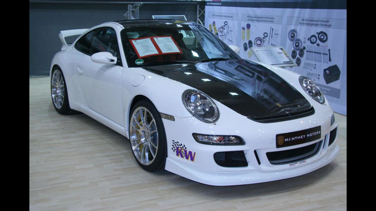 Manthey Motors Porsche 911 GT3