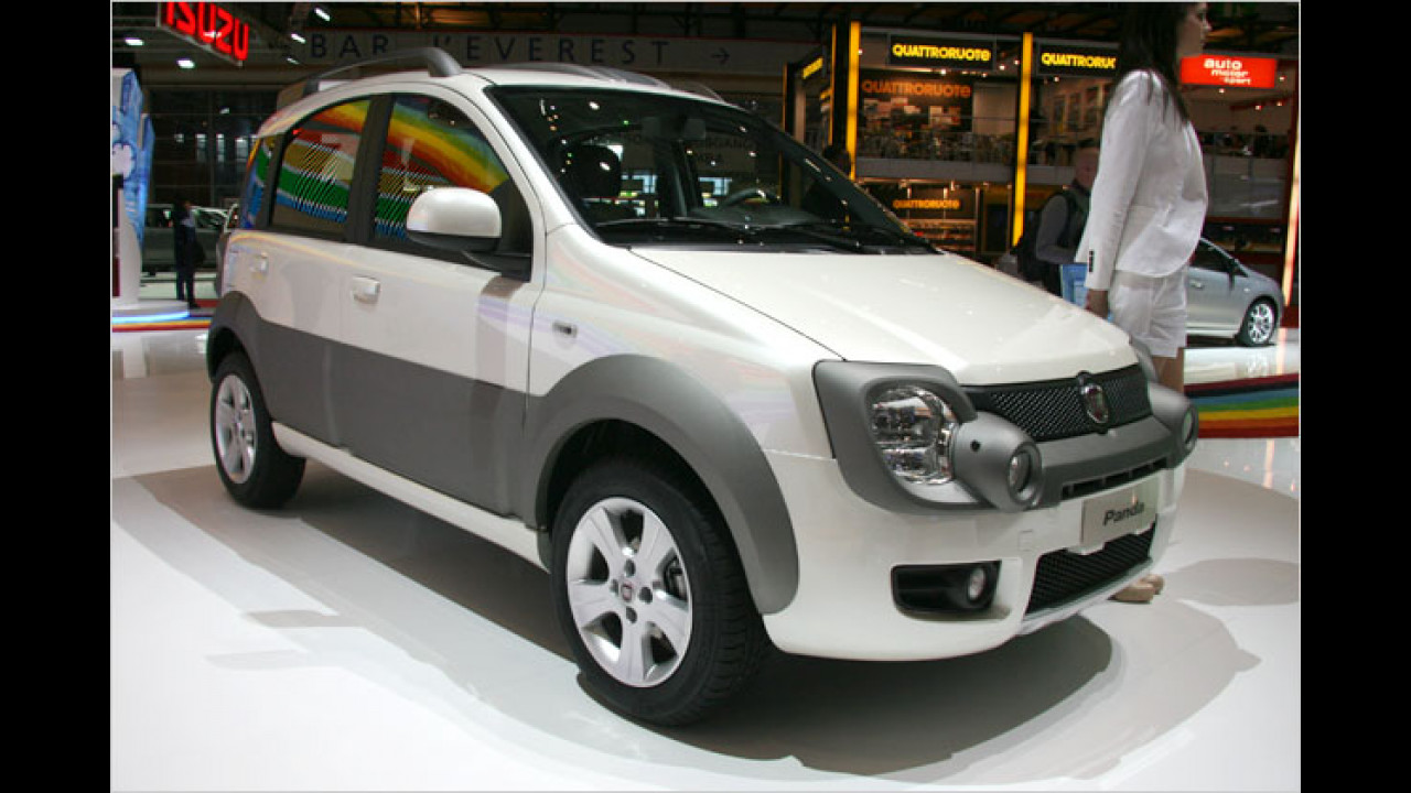 Fiat Panda Cross Natural Power