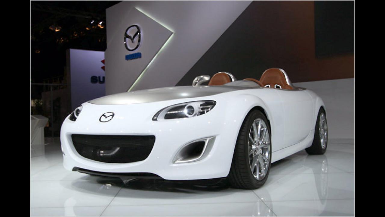 Mazda MX-5 Superlight Version