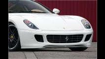Heiß gemachter Ferrari