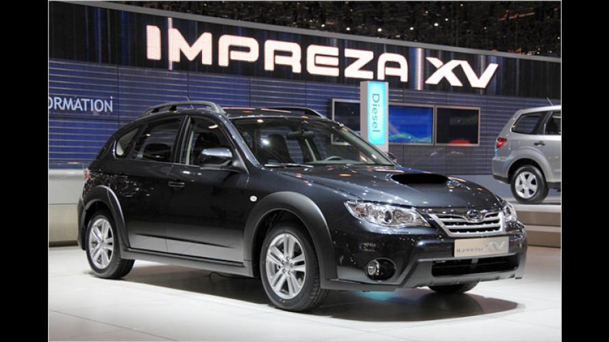 Subaru Impreza XV kommt nach Deutschland