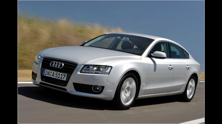 Test Audi A5 Sportback: Das Schönste zum Schluss