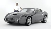 Ferrari 575 GTZ Concept by Zagato
