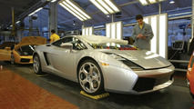 Lamborghini Quadruples Profits in First Half of 2007
