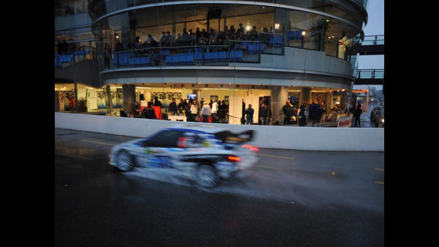Monza Rally Show 2011, pieno di campioni