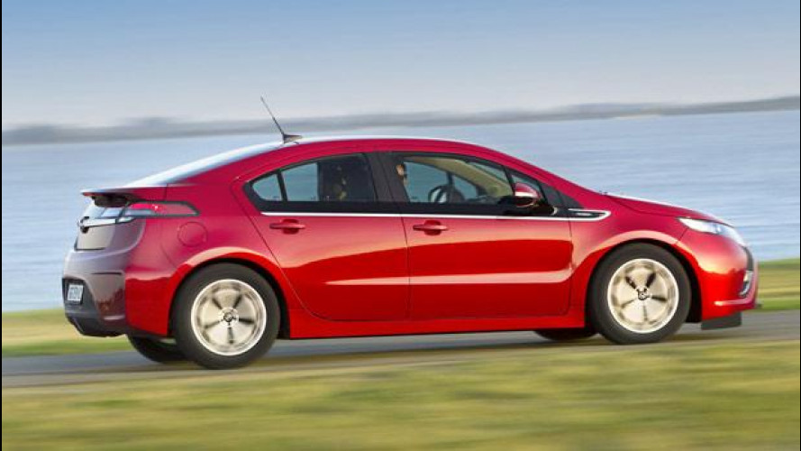 Opel Ampera, un futuro incerto