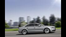Audi A8 restyling